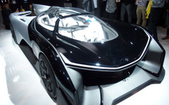 【CES16】最高速度320km/hのスーパーEV「FF ZERO1」が発表された理由 画像