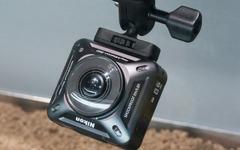 【CES16】ニコン、試作全天球カメラ「KeyMission 360」を出展 画像