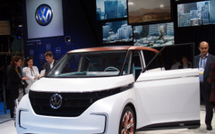 "【CES16】VWが目指す""次世代""、最大の注目は「BUDD-e」 画像"