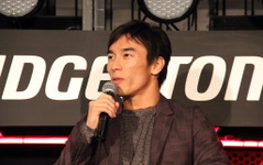 【東京オートサロン16】佐藤琢磨、ブリヂストンブースに今年も登場…16日にトークショー 画像