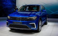 【デトロイトモーターショー16】VW ティグアン 新型、市販PHVがデビューか 画像