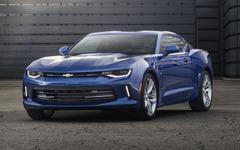 【デトロイトモーターショー16】シボレー カマロ 新型、「ZL1」追加か…高性能グレード 画像