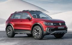 【デトロイトモーターショー16】VW ティグアン 新型、PHVにアクティブコンセプト…オフロード仕様 画像
