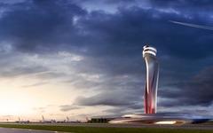 トルコ新空港の管制塔はピニンファリーナがデザイン…あのザハに勝った 画像