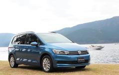 【VW ゴルフトゥーラン 新型】安全性向上で国産ミニバンと差別化 画像