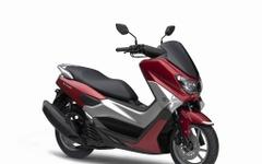 ヤマハ、125ccスクーター NMAX 発売…BLUE COREエンジンを国内初投入 画像