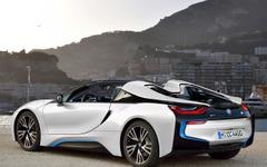 BMW i8スパイダー、市販型はこれだ! レンダリングCGがリーク 画像