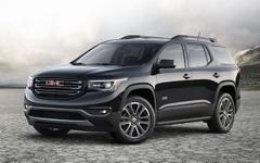【デトロイトモーターショー16】GMCの中型SUV、アカディア 新型 …300kg以上の軽量化 画像
