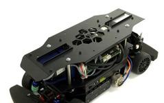 ZMP、10分の1スケールロボットカーの2016年モデル発売…自動運転車研究開発向け 画像
