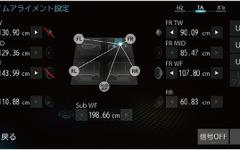 【サウンドチューニング・マニュアル】タイムアライメント編パート2…ハイエンドでは「マルチマルチアンプシステム」を構築する 画像