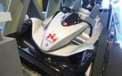 【オートモーティブワールド16】ペダル無し、シフトあり!? 鈴鹿を最速30km/hで走る新感覚EVカート 画像