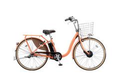 ブリヂストンサイクル、デュアルドライブ搭載の低床電動アシスト自転車を発売 画像
