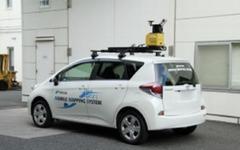 東芝、前橋市でICTを活用した道路維持管理実務の実証を開始 画像
