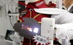 【ウェアラブルEXPO16】シャープの超小型レーザープロジェクター、IoT時代の埋め込みデバイスに 画像
