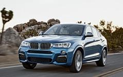 BMW、X4シリーズに高性能モデル M40i を追加…最高出力360ps 画像