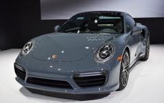 【デトロイトモーターショー16】ポルシェ 911ターボ…先代モデルより20ps出力向上[詳細画像] 画像