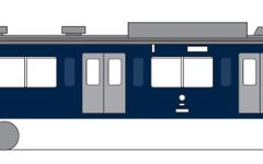 西武鉄道のライオンズ列車「L-train」、9000系で復活…1月17日から運行 画像
