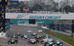 【スーパーフォーミュラ】開幕戦、大会名称が「2016 NGKスパークプラグ 鈴鹿2&4レース」に 画像