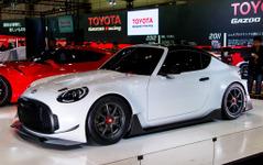 【東京オートサロン16】トヨタ S-FRレーシングコンセプト[詳細画像] 画像