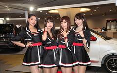 【東京オートサロン16】コンパニオン…TOKYO AUTO SALON 2016 IMAGE GIRL Aclass 画像