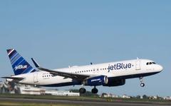 旅客数316万人、利用率83%…米LCCジェットブルーが12月実績を発表 画像