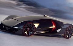 「2040年のフェラーリ」デザイン、最優秀はフランス学生の「マニフェスト」 画像
