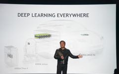 車載人工知能エンジン「NVIDIA DRIVE PX 2」の全貌…自律走行を実現するディープラーニング 画像