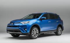 トヨタ米国販売、5.3%増の250万台…SUVが過去最高 2015年 画像