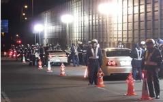 【東京オートサロン16】東京と千葉で特別街頭検査、84台に整備命令 画像