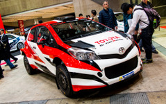 【東京オートサロン16】トヨタ ヤリス WRC テストカー[詳細画像] 画像