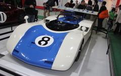 【東京オートサロン16】50周年の富士スピードウェイ、トヨタ7 など往年のマシン展示 画像