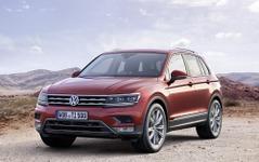 VW ティグアン 新型、ドイツ工場で生産開始 画像
