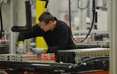 日産、次世代のEV用バッテリーを英国で生産へ 画像