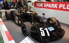【東京オートサロン16】コジマ KE007…富士SW初F1参戦の国産マシン[詳細画像] 画像