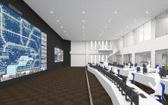 ヘリポート併設した国内最高水準の耐震道路管制センター稼働へ...NEXCO東日本 画像