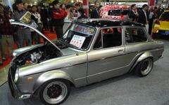 【東京オートサロン16】学生5人でトヨタ初の大衆車パブリカを復活…トヨタ東京自動車大学校 画像