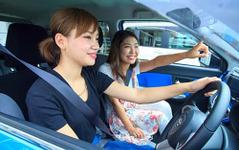 JTB×オリックス自動車、北海道・沖縄方面 「女性専用レンタカー」を発売 画像