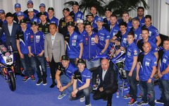 【MotoGP 16】ヤマハ、ロレンソとロッシで今季も三冠獲得めざす 画像