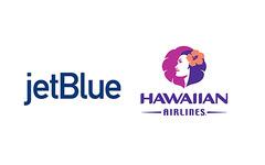 米LCCジェットブルー、ハワイアン航空とのコードシェアを拡大 画像