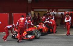 【F1】2016年のプレシーズン公式テストは2回のみ 画像