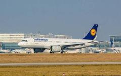 ルフトハンザドイツ航空、A320neoがフランクフルト到着…24日就航 画像