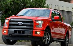 米国新車販売、フォード Fシリーズ が34年連続で首位…2015年 画像