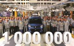 ルノー カングー 現行型、累計生産100万台…8年で達成 画像