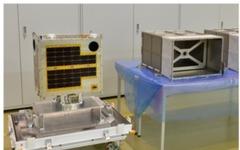 JAXA、フィリピン政府産初となる小型衛星を受領…「きぼう」から放出 画像