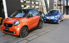 メルセデス・ベンツ日本社長、小型車に可能性「スマートが柱になっていく」 画像