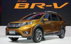 【デリーモーターショー16】ホンダ BR-V インド初公開へ…新型SUV 画像