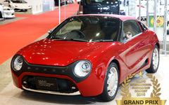 【東京オートサロン16】カスタムコンテスト、S660ネオクラシック がグランプリ 画像