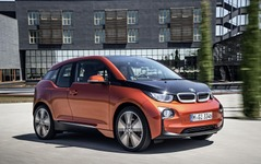 BMW「i」の世界販売、66%増の3万台… i3 は5割増 2015年 画像