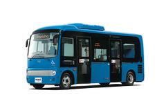 【リコール】小型ノンステップバス 日野ポンチョ、スタータリレーと乗降扉に不具合 画像