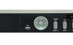監視カメラの規格を問わず接続できるデジタルビデオレコーダー 画像